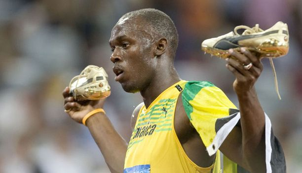 Jamaikalainen kultajuoksija Usain Bolt lahjoitti 50 000 dollaria Kiinan maanjäristyksen lapsiuhreille.