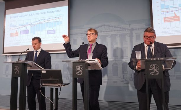 Suomalaisten luotto hallitukseen on laskenut peräti 20 prosenttiyksikköä vuoden 2007 jälkeen.