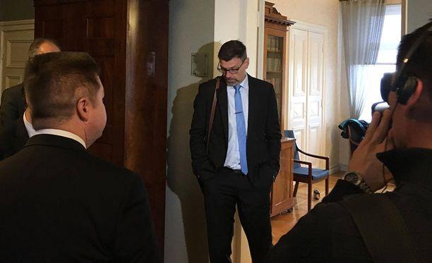 Oikeusministeriö esittää valtakunnansyyttäjä Matti Nissiselle potkuja.