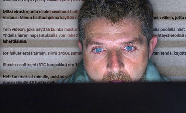 Suomalaiset ovat alkaneet taas saada kiristyskirjeitä.