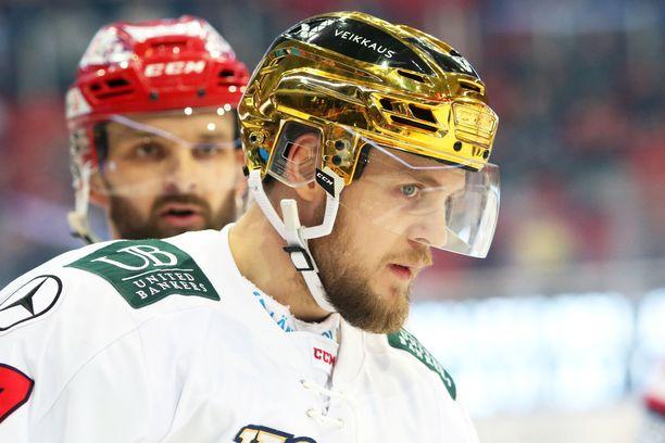 Teemu Turunen on ollut HIFK:n paras pistemies tällä kaudella.