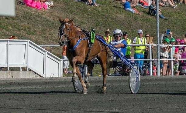 Sävel-Taika voitti viimeisen osakilpailun.