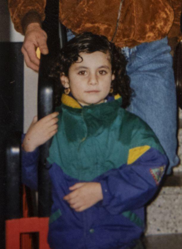 Seida Sohrabi muutti Suomeen 5-vuotiaana.