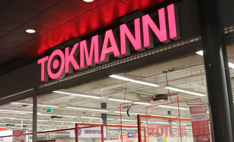 Tokmanni avaa neljä uutta myymälää Anttilalta vapautuviin tiloihin