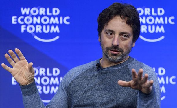 Googlen toinen perustaja Sergei Brin toivoo teknologiayritysten kantavan vastuunsa.