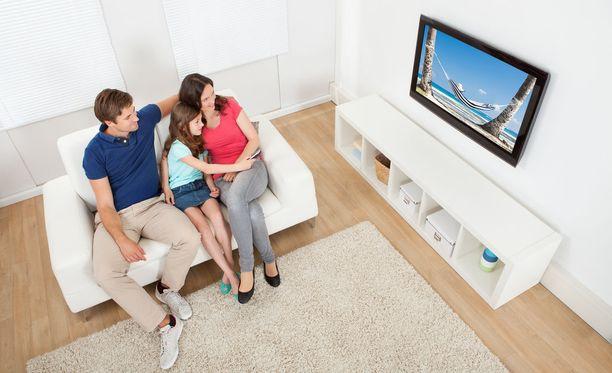 Nyt voit testata tv-tietämyksesi hauskassa visailussa.