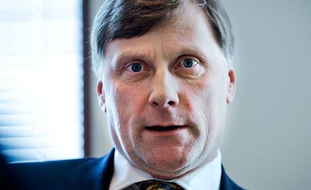 Ministeri Jari Koskinen varjelee vähäeleisesti mutta tuloksellisesti maatalouspolitiikan konsensusta.