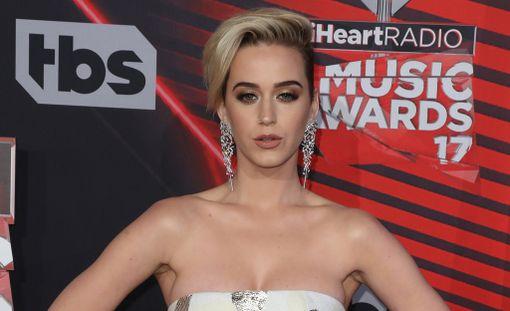 Katy Perry on nykyisin täysin sinut itsensä kanssa.