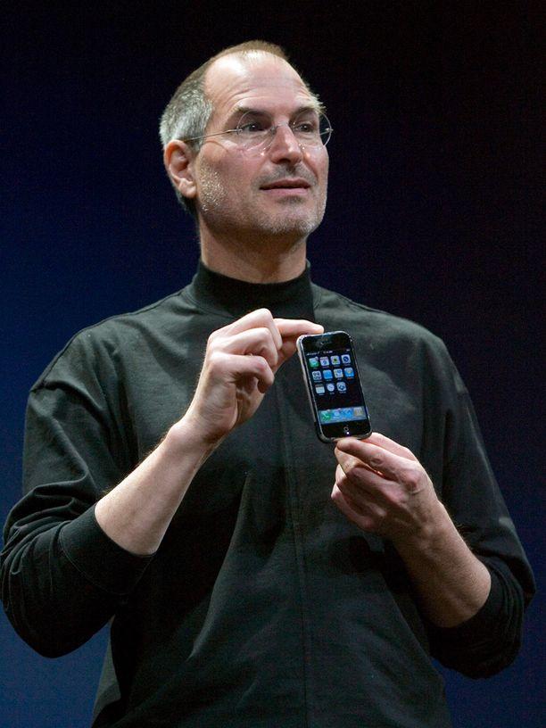 Älypuhelin on nykyään myös maksulaite.