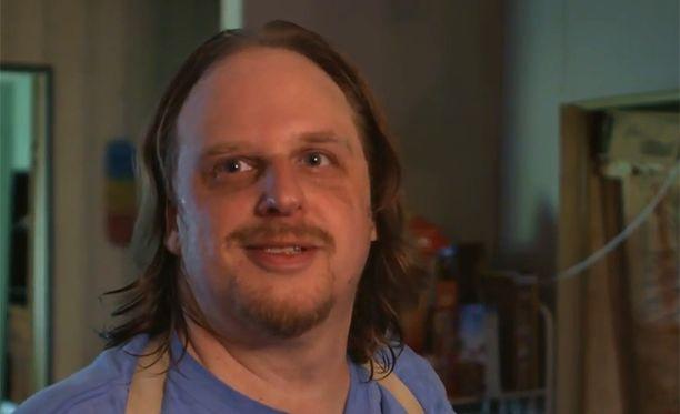 Todd Nickerson on pedofiili, mutta pidättäytyy lapsipornon katselusta ja kontakteista alaikäisiin.
