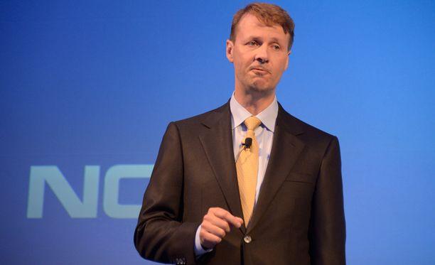 Risto Siilasmaa vihjaa, että Microsoftin datakeskus tulee Pohjois-Suomeen.