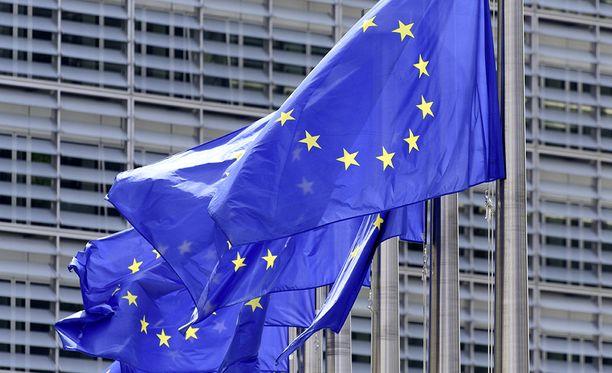 EU-komissio haluaa puolustaa unionin yhteisiä arvoja.