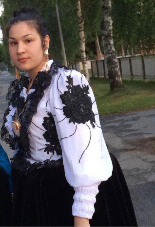 Janette Lindgren.