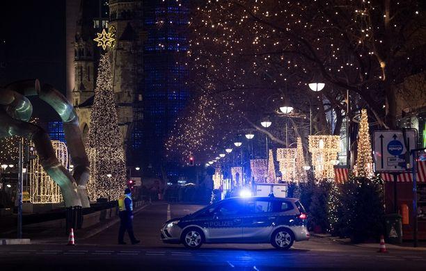 Tuhoisassa iskussa joulumarkkinoille kuoli 12 ihmistä ja 48 loukkaantui.