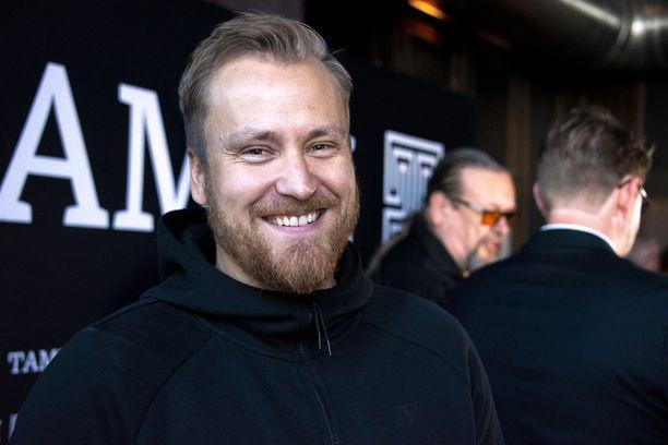 Tältä Heikki Paasonen näytti vielä vähän aikaa sitten. Kuva syyskuulta 2019.