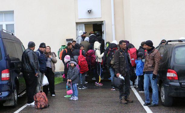 Yksi Suomen tilanteeseen vaikuttanut tekijä on ollut Euroopan pakolaiskriisi.