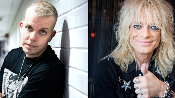 Elastinen ja Michael Monroe ovat olleet napit vastakkain aikoinaan The Voice of Finlandissa.