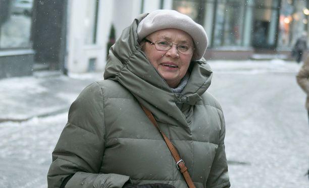 Anne Kangro ei pidä Saagimia tavallisena virolaisnaisena.