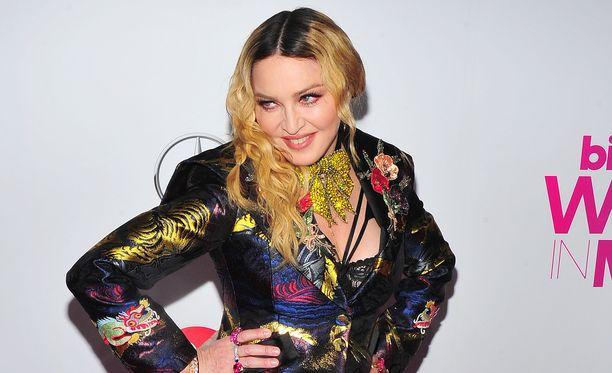 Malawista on tullut Madonnalle kuin toinen koti.