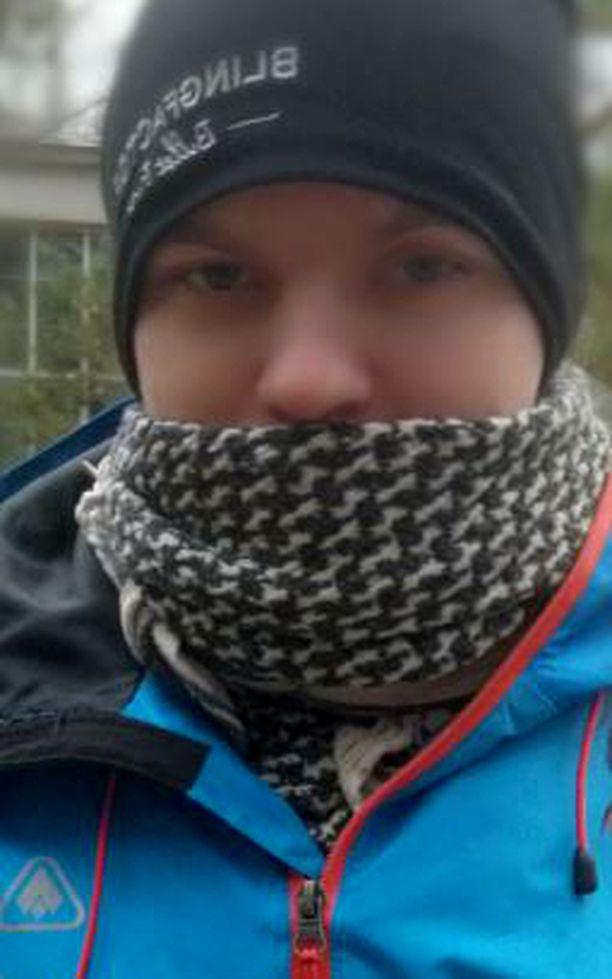 Jani Lehtisellä oli poliisin tietojen mukaan kuvan vaatteet yllään katoamishetkellä.