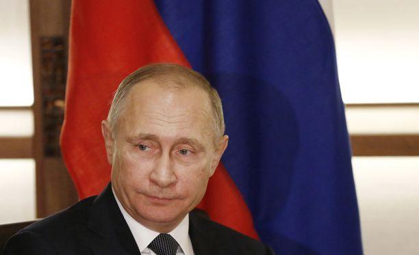 Yhdysvaltain tiedusteluviranomaiset arvioivat Venäjän johdon vaikuttaneen tarkoituksella presidentinvaalien lopputulokseen.