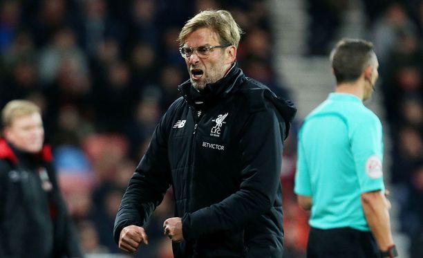 Jürgen Kloppin Liverpool saapuu tänä iltana vierailulla Arsenalin kotipyhättöön.