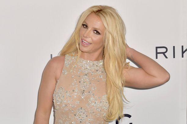 Britney Spears Los Angelesissa vuonna 2018.