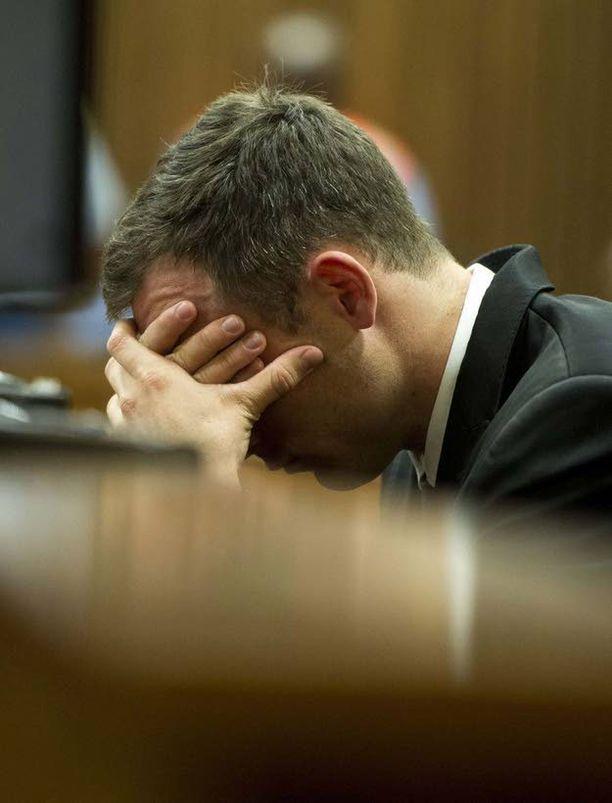 Oscar Pistoriusta uhkaa vähintään 25 vuoden tuomio.