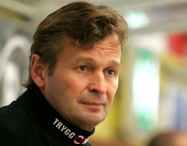 Harri Rindell palaa Ruotsiin.