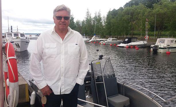 Markus Mattsson on tehnyt menestyksekkään yrittäjäuran sen jälkeen, kun lopetti jääkiekkoilun.