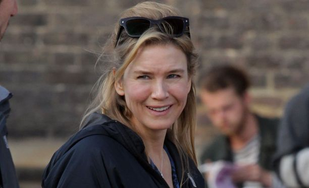 Renee Zellweger kuvasi Bridger Jones -elokuvaa viime syksynä.