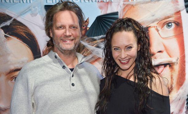 Kim ja Mari Sainio ovat olleet naimisissa vuodesta 2009.