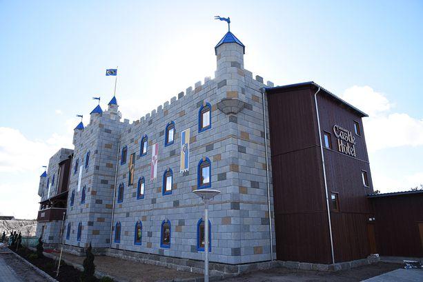 Legoland sai uuden linnahotellin.