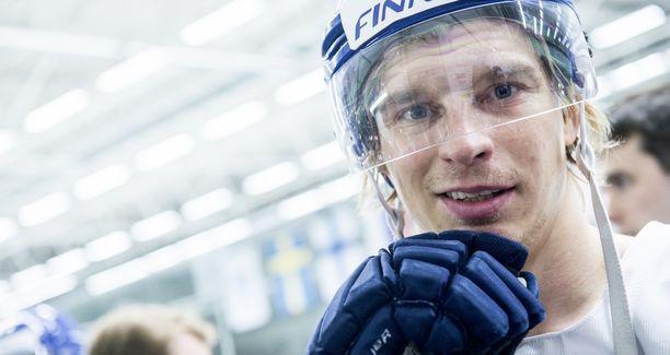 Antti Pihlström on tuttu näky keväisistä Leijonista.