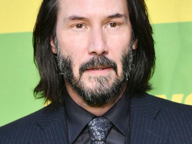 Keanu Reeves tunnetaan nöyrästä luonteestaan.