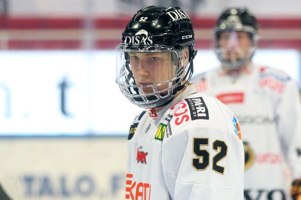 Aatu Rätyä povattiin ykköskierroksen varaukseksi. Toisin kuitenkin kävi.
