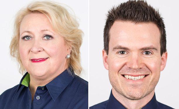 Irmeli Rytkönen siirtyy Elkjøp Nordic -konsernin johtoon Gigantin toimitusjohtajan tehtävästä. Trygve Hillesland ottaa Rytkösen paikan Gigantin toimitusjohtajana.