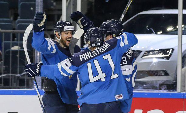 Jääkiekon MM-kisat 2022 pelataan Suomessa.