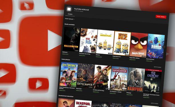 Youtube Elokuvat