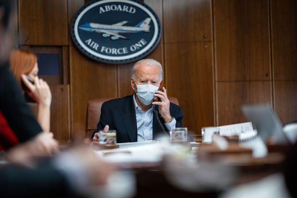 Bidenin odotetaan kertovan yksityiskohtia Pohjois-Korean-politiikastaan lähiviikkoina.