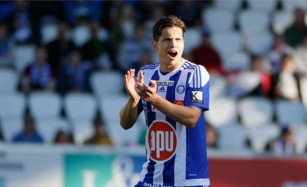 Sebastian Dahlström on tehnyt rajusti töitä laukauksensa eteen.