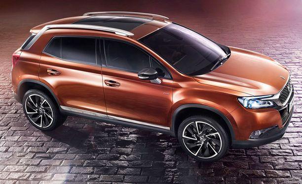 Uusi Citroën lisää vaihtoehtoja crossovereiden keskikokoluokkaan.