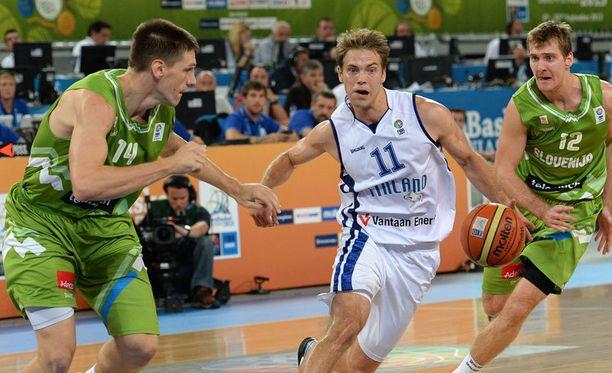 Petteri Koponen oli tyytyväinen EM-turnaukseen, vaikka puolivälierien jääminen lähelle harmitti.