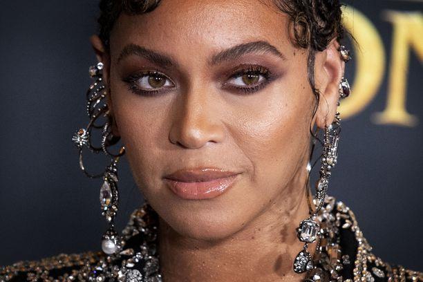 Beyoncé on ääninäyttelijänä uudessa Leijonakuningas-elokuvassa.