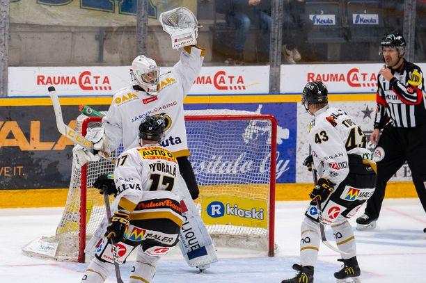 Stanislav Galimov, 33, pelaa Oulussa ensimmäistä kertaa elämässään muualla kuin Venäjän sarjoissa.