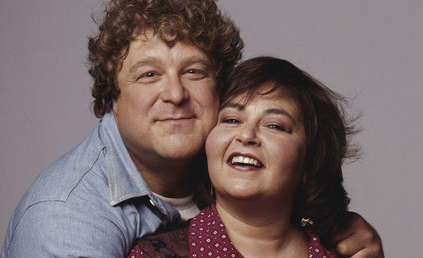 Roseanne oli suosittu tilannekomediasarja. Siitä tehtiin yhdeksän tuotantokautta vuosina 1988-1997 ja se teki paluun keväällä 2018.