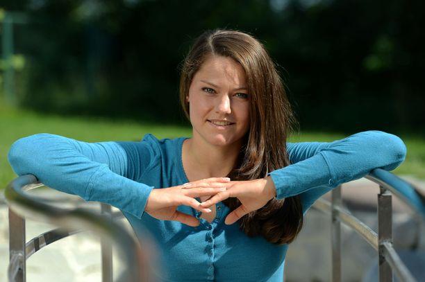 Carina Vogt