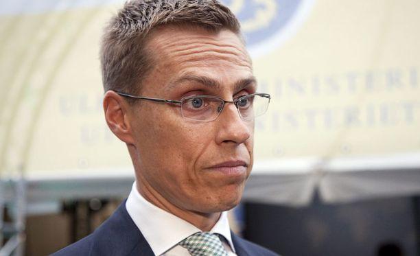 Eurooppaministeri Stubbin puheet ovat herättäneet keskustelua ministerikollegoiden välillä.
