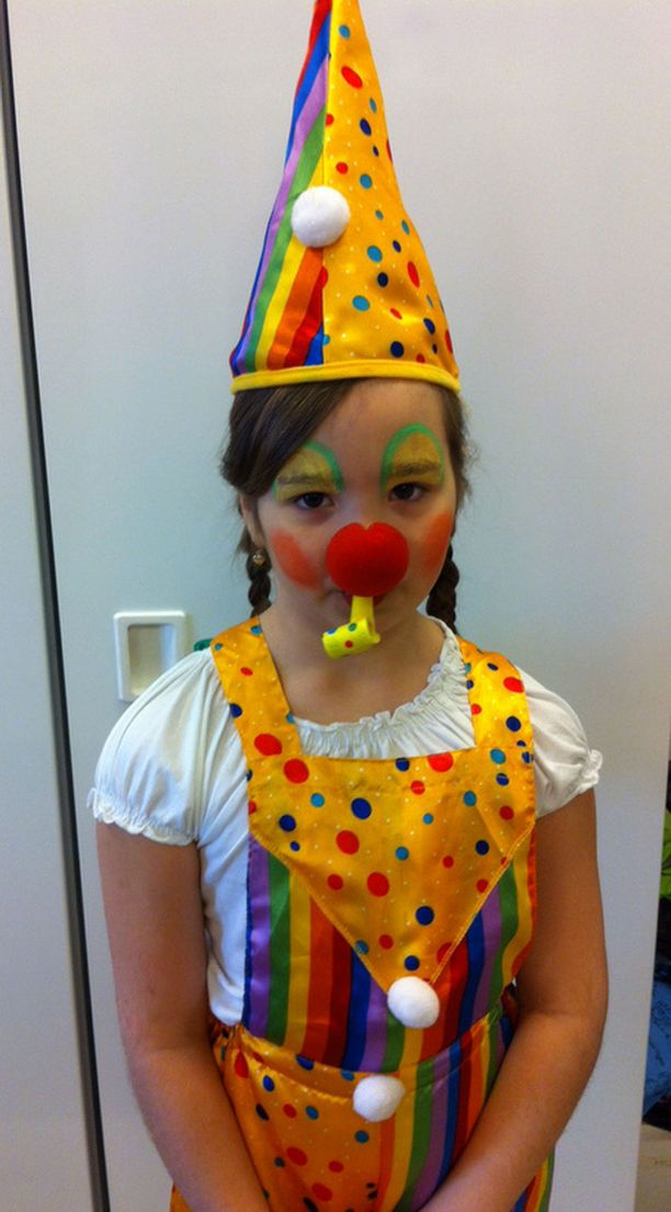 6-vuotias Olivia.