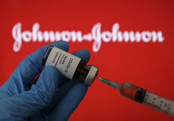 Johnson & Johnsonin rokotteen etu on se, että sitä tarvitaan vain yksi annos.